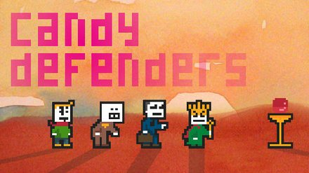 Candy Defenders